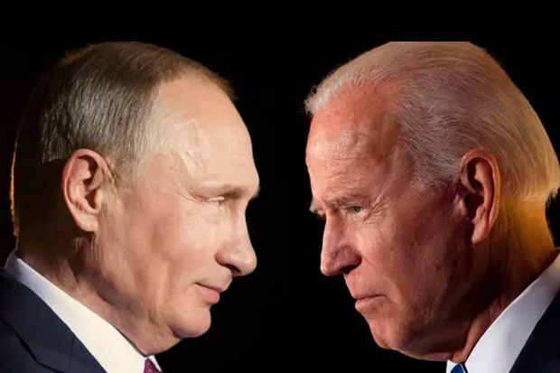 Bertemu Putin, Biden Angkat Masalah Serangan Siber