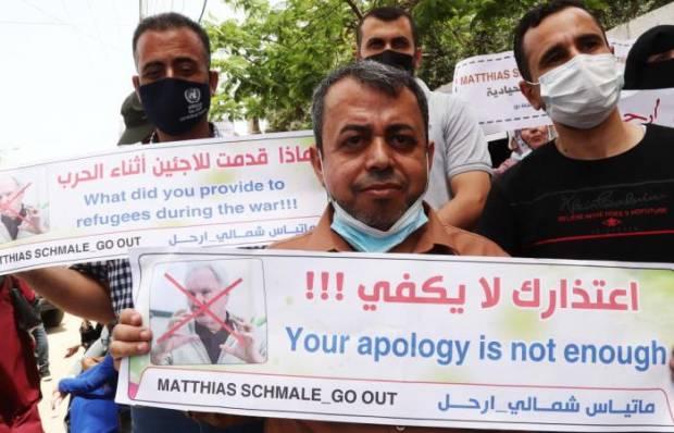 Kepala UNRWA Gaza 'Dijewer' karena Sebut Serangan Israel 'Tepat'