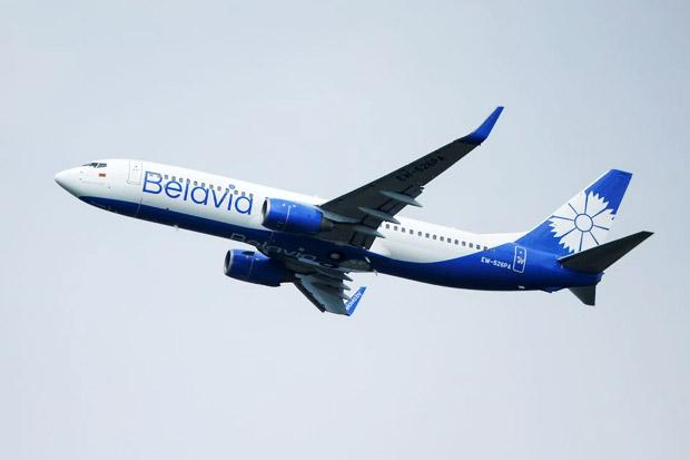 Pesawat Belarusia Haram Masuk Langit Uni Eropa