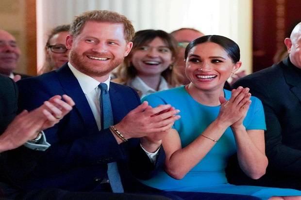 Pangeran Harry dan Meghan Miliki Anak Kedua dengan Nama Lilibet Diana
