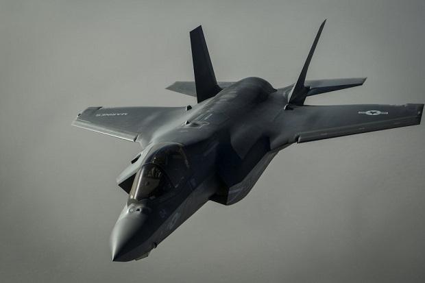 Bawa 18 Jet Tempur Siluman F-35, Kapal Induk Inggris Akan Sambangi Korsel