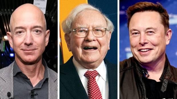 Terbongkar, Orang-orang Super Kaya AS 'Hampir' Tak Bayar Pajak Penghasilan