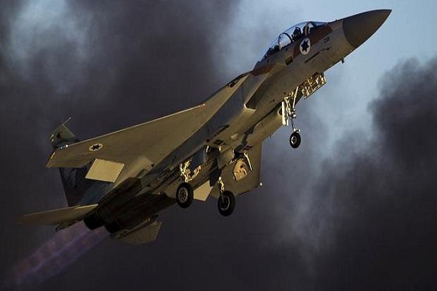 Serangan Rudal Israel Membunuh 8 Orang Termasuk 5 Tentara Suriah