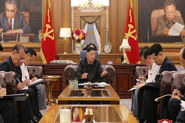 Kim Jong-un Mendadak Lebih Ramping usai Menghilang, Picu Spekulasi soal Kesehatannya