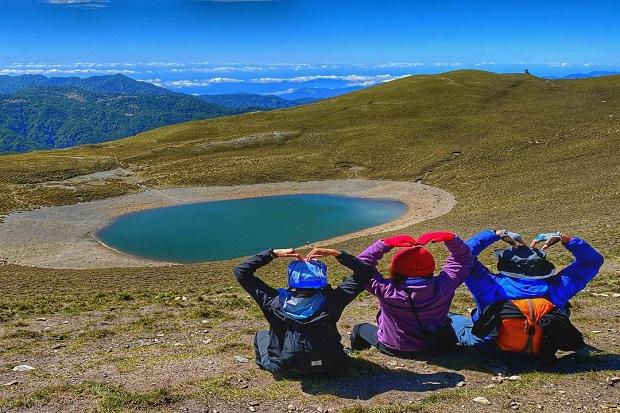 Danau Indah di Gunung Taiwan Ini Dinamai Air Mata Malaikat