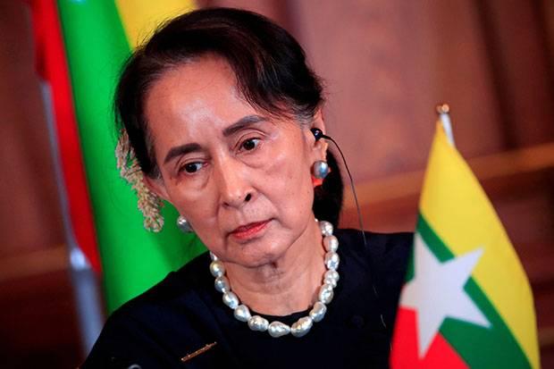Junta Myanmar Buka Kasus Korupsi Baru yang Libatkan Aung San Suu Kyi