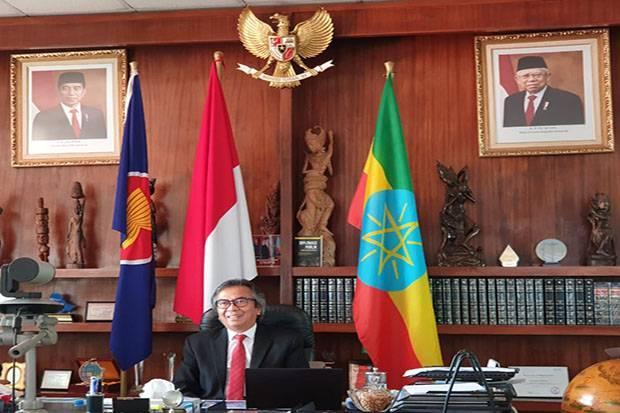 Menguak Diplomasi Digital Indonesia di Ethiopia