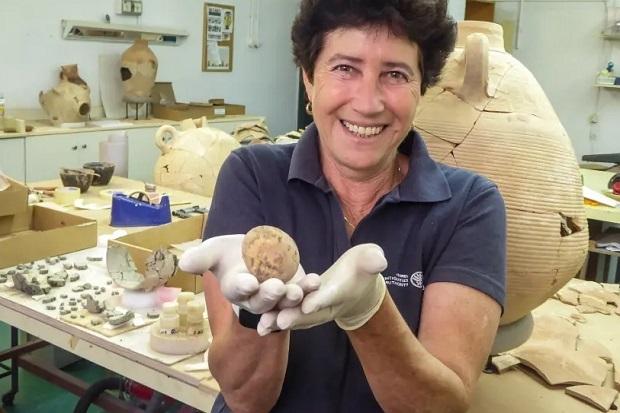 Telur Ayam Berumur 1.000 Tahun Ditemukan di Israel