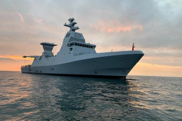 Israel Sambut Kapal Perang Saar 6 Kedua, Ini Deretan Senjata Canggihnya
