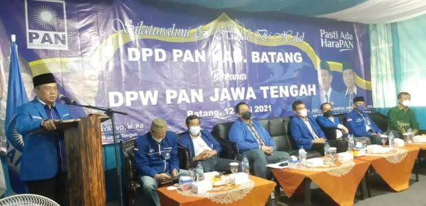 Ditunjuk Zulhas, Profesor Suyatno Tegaskan Fokus Urus PAN
