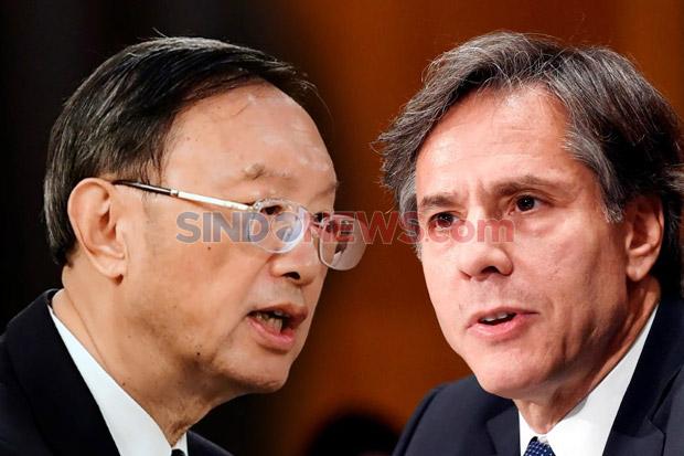 China Tolak Politisasi Asal-usul COVID-19, Desak AS Taati Prinsip Satu China