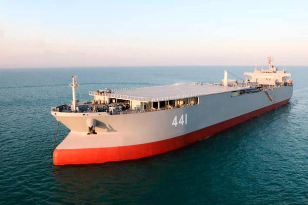 Kapal Perang Iran Berlayar ke Atlantik, Media AS kepada Gedung Putih: Jangan Sentuh!