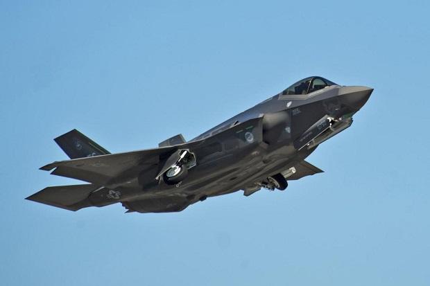 AS Tekan UEA Depak Huawei China atau Kehilangan Jet Tempur Siluman F-35