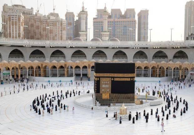 Arab Saudi Putuskan Haji Hanya untuk 60.000 Jamaah Dalam Negeri