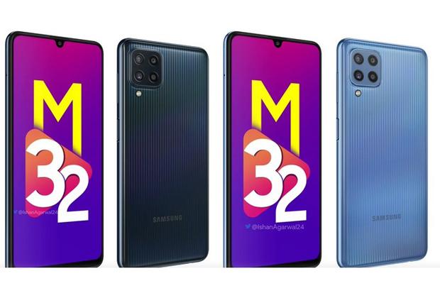 Pakai Layar AMOLED, Samsung Galaxy M32 Siap Dipasarkan 21 Juni