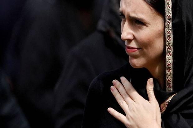 PM Selandia Baru Kritik Rencana Pembuatan Film Pembantaian Masjid Christchurch
