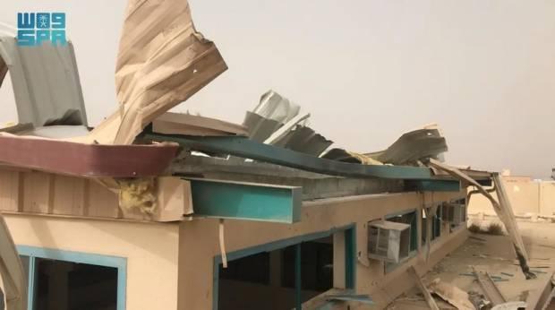 Serangan Drone Houthi Hancurkan Sekolah di Asir Arab Saudi