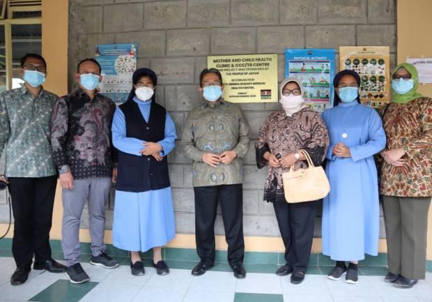 Kisah Pengabdian Rohaniwan Indonesia dalam Melayani Masyarakat Miskin di Kenya