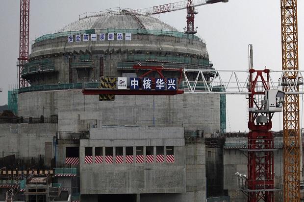 Reaktor Nuklir China Bocor dan Mengeluarkan Gas, Picu Kekhawatiran