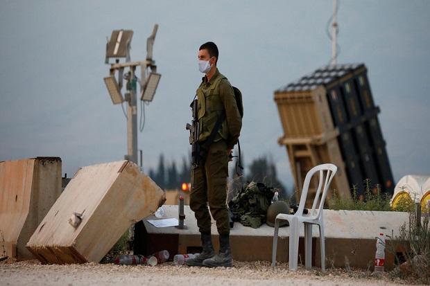Israel Nekat Akan Pawai Bendera di Yerusalem, Iron Dome Siaga