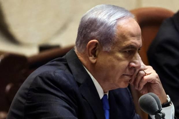 Ngambek, Netanyahu Memboikot Pelantikan Penggantinya