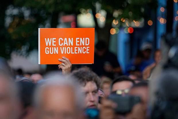 Hingga Pertengahan 2021, AS Catatkan Hampir 300 Penembakan Massal