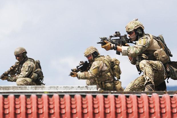 Rasis dan Anti Semit, Jerman Tarik Satu Peleton Pasukan dari NATO