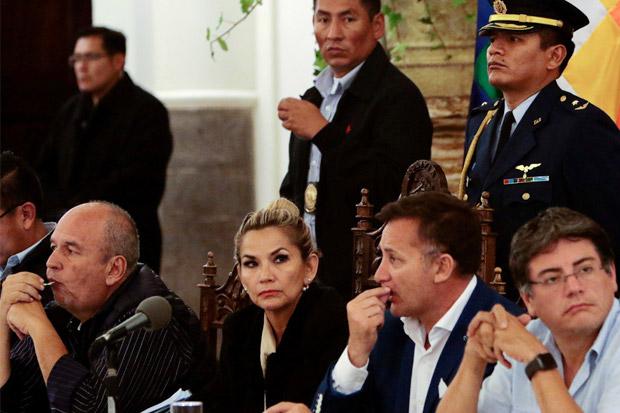 Terungkap, Pemerintahan Sementara Bolivia Rencanakan Kudeta Kedua