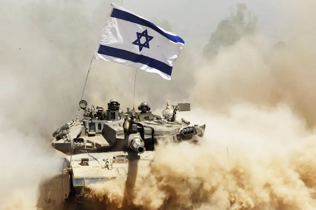 Pasukan Israel Hancurkan Pos Pengamatan Suriah di Dataran Tinggi Golan