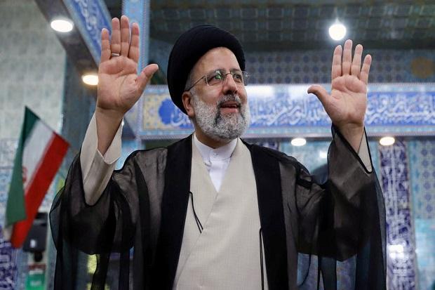 Ulama Ebrahim Raisi Menjadi Presiden Baru Iran