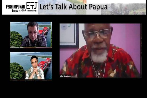 Isu Separatisme di Luar Negeri Juga Banyak, Tidak Hanya Papua