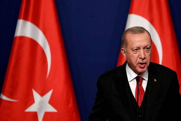 Erdogan Sebut Turki akan Segera Ucapkan Selamat Tinggal pada Covid-19