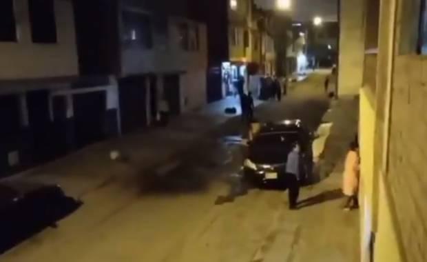 Gempa Kuat Mengguncang Ibu Kota Peru, Warga Berhamburan di Jalan