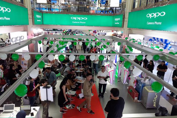 Strategi OPPO Jangkau Pasar Smartphone High-End
