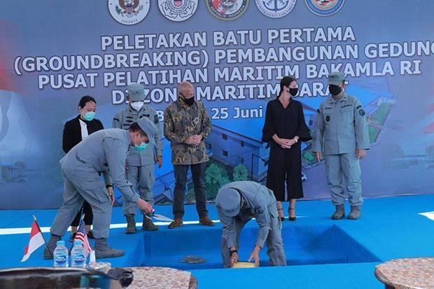 Dibantu AS, Bakamla Bangun Pusat Pelatihan Maritim di Batam