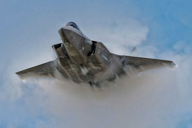 Swiss Boyong 36 Jet Tempur F-35A dan Rudal Patriot AS