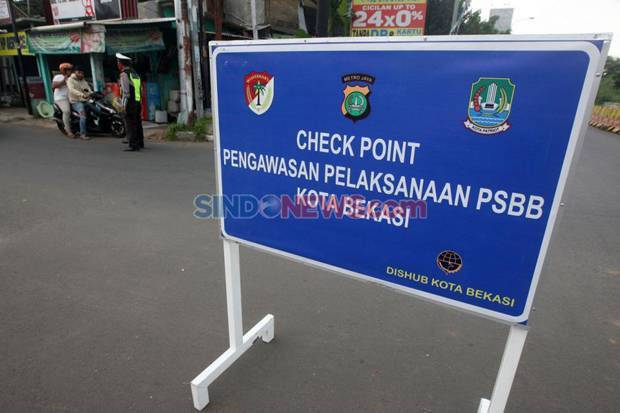PPKM Darurat, Polri Tambah 651 Titik Pos Penyekatan