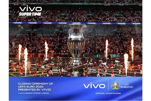 vivo Persembahkan Closing Ceremony EURO 2020 yang Menakjubkan