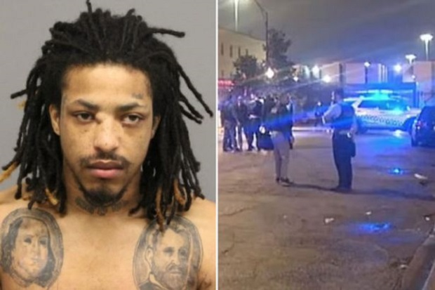 Baru Keluar Pintu Penjara, Rapper AS Tewas Diberondong 64 Peluru