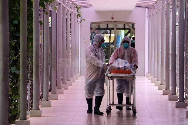 Dukung Penanganan COVID-19 di Indonesia, UEA Kirim Tabung Oksigen dan Vaksin