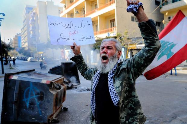 Hizbullah: AS Penyebab Semua Penderitaan di Lebanon