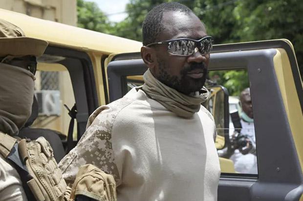 Presiden Sementara Mali Lolos dari Percobaan Pembunuhan
