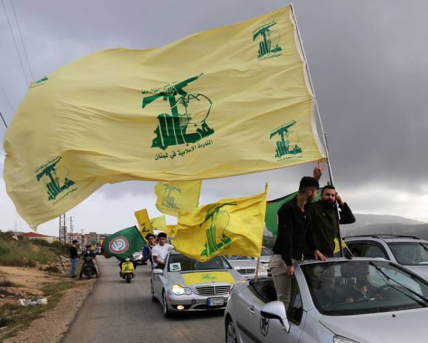 Biden: Iran Terus Pasok Senjata untuk Hizbullah, Kedaulatan Lebanon Dirusak