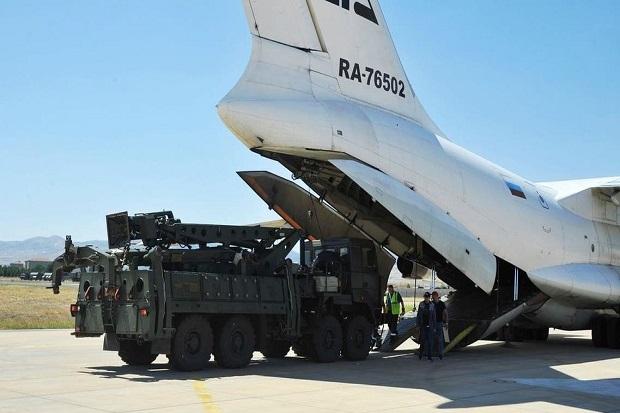 AS Ancam Banyak Sanksi ke Turki: F-35 Tak Akan Dikirim Selama Ada S-400 Rusia