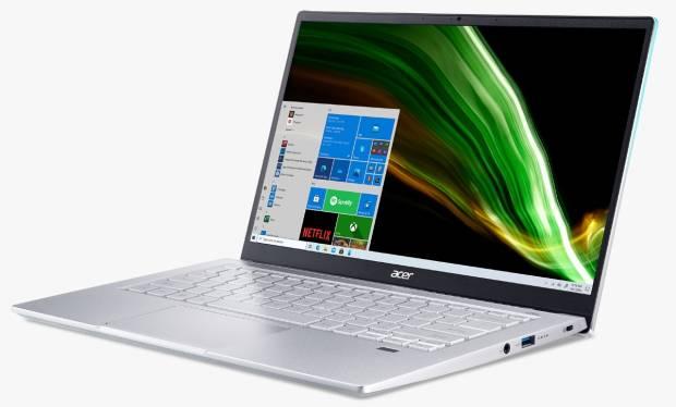 Acer Hadirkan Swift 3 Infinity 4 dengan Sertifikasi Intel Evo