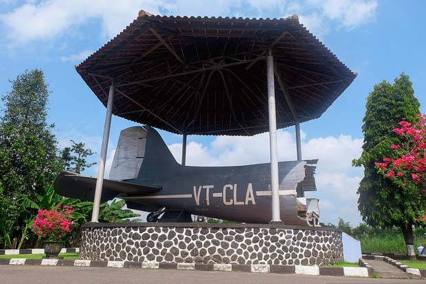 Pesawat Dakota VT-CLA, Saksi Bisu Gugurnya 3 Komodor Muda Pionir TNI AU