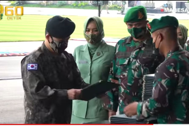 Ini Kesan Mendalam Perwira AD Korsel Usai 2 Kali Ikuti Seskoad TNI AD