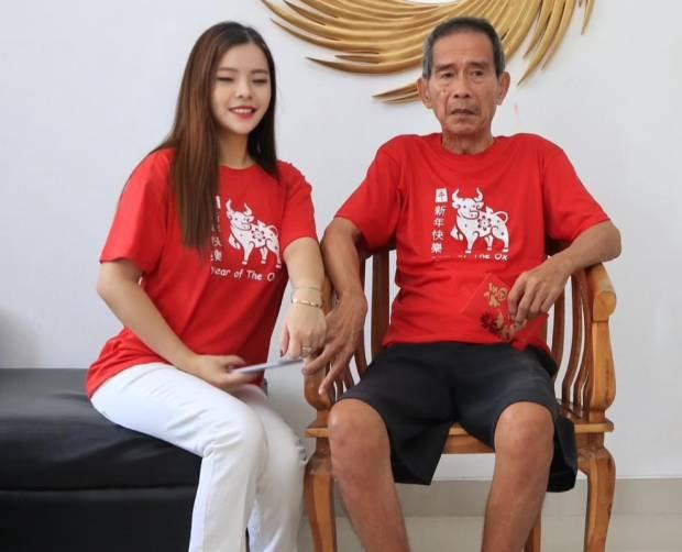 Cerita Influencer Yunita Kariman Cari Rumah Sakit untuk Ayahnya yang Terpapar Covid-19