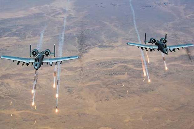 Pertama Sejak Penarikan Pasukan, AS Gempur Taliban Lewat Udara