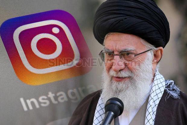 Berdalih Kepentingan Umum, Instagram Tidak Jadi Hapus Postingan Matilah Khamenei